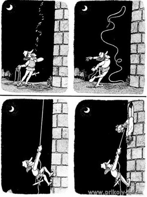 Карикатуры и комиксы (26 картинок)
