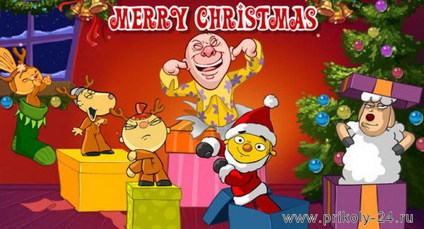 Рождественский хор ICQ