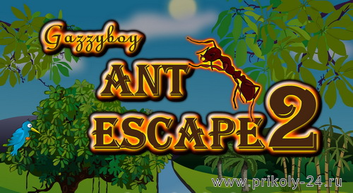 Ant escape 2