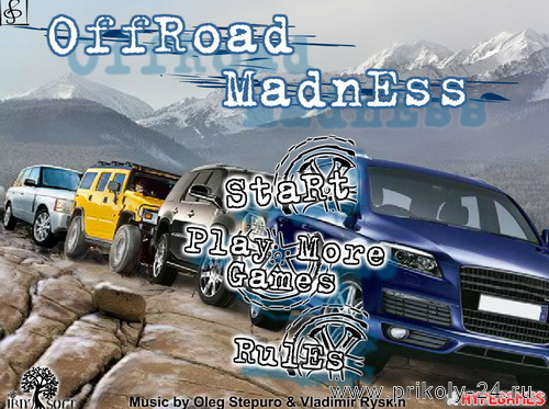 Offroad madness