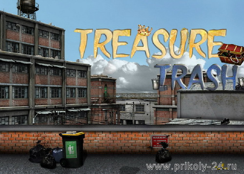 Treasure trash