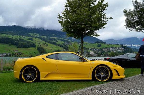 Euro Ferrari Day (53 фото)