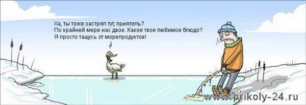 Анекдоты дня. Выпуск №43