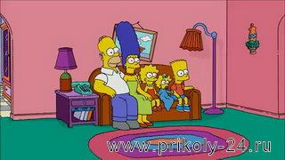 Как делают Симпсонов